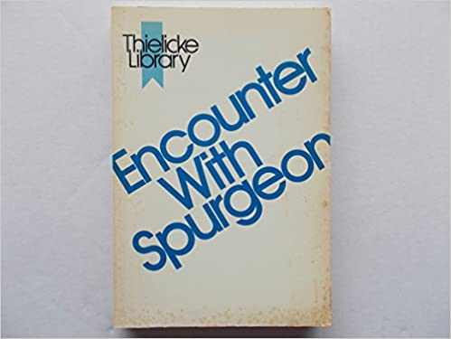 Image result for thielicke encounter with spurgeon