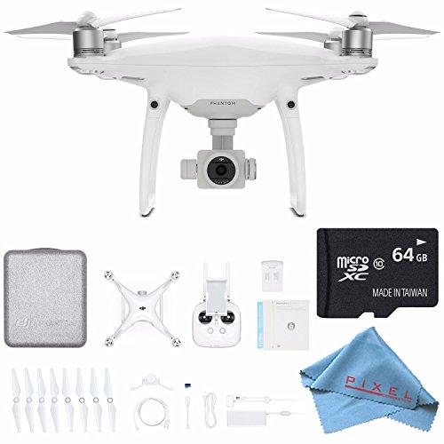 DJI-Phantom-4-Pro-Quadcopter-64GB-microSDXC-Fibercloth-Bundle