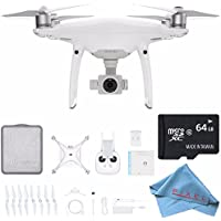 DJI Phantom 4 Pro+ Quadcopter + 64GB microSDXC + Fibercloth Bundle