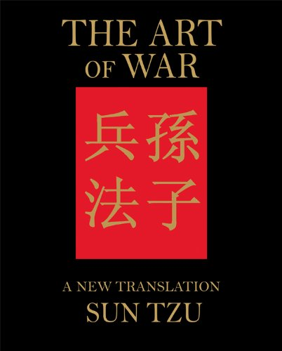 image for The Art of War: A New Translation