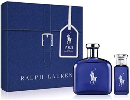 RALPH LAUREN POLO BLUE EDT 125 ML + EDT 30 ML SET REGALO: Amazon ...