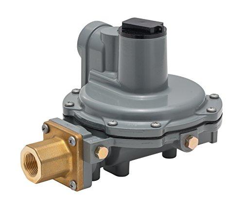 Two Stage Gas Regulators (Emerson-Fisher LP-Gas Equipment R632A-HCFXA Integral 2-Stage Regulator, POL