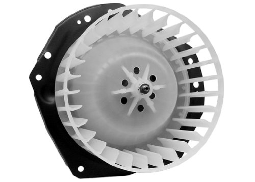 (ACDelco 15-80666 GM Original Equipment Heating and Air Conditioning Blower Motor with Wheel)