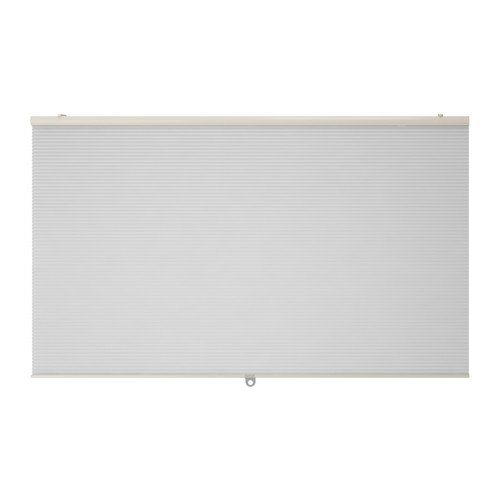 Ikea Cellular blind, white 30x64 '', 14210.291123.418 by IKEA