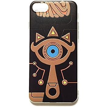 finest selection e6d05 fff46 Amazon.com: The Legend of Zelda Sheikah Slate Eye Cell Phone Cases ...