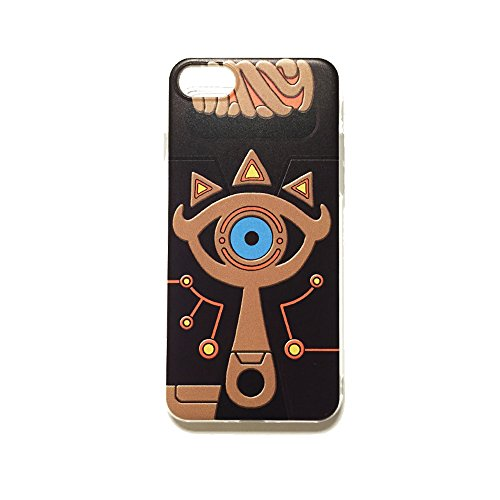 The Legend Of Zelda Breath Of The Wild Sheikah Slate iPhone Case For iPhone 6/6s Case by BTXB