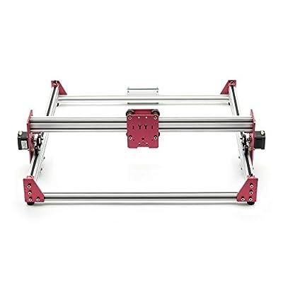 Laser Engraving Machine 4545CM Laser Engraving Machines CNC Laser Printer Engraver (Laser Module Not Included)