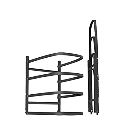 Adjustable 4-Tier Bakers Shelf for Baking Sheets Pizza Stones and Muffin Tins Folds Flat for Easy Storage 37502R Great for Crafts and Organization Linden Sweden Metal Bakers Cooling Rack