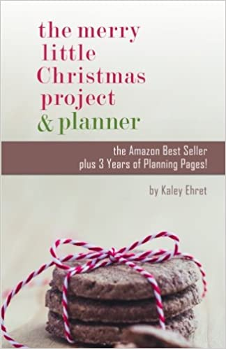 Workbook christmas kids worksheets : The Merry Little Christmas Project Book/Planner Combo: Five Words ...