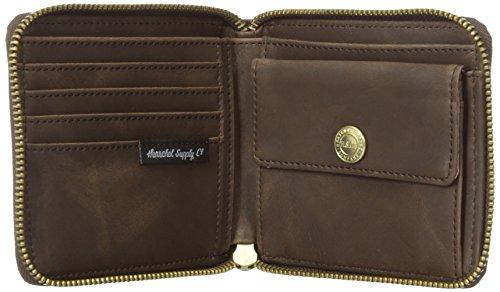 Herschel Company Nubuck Supply 1 Case Liter Nubuck Walt Card Leather Credit rqrAF5