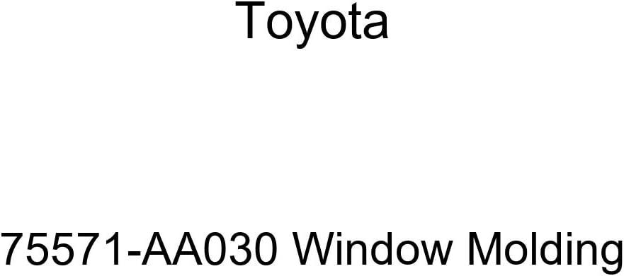 Genuine Toyota 75571-AA030 Window Molding Body Body & Trim flora ...