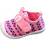 KONFA Toddler Baby Boys Girls Cartoon Squeaky Sneakers...