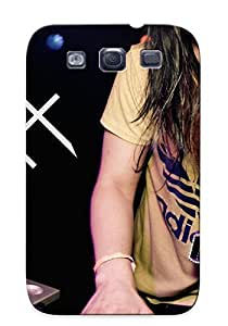 Tpu Fashionable Design Skrillex Rugged Case Cover For Galaxy S3 / Appearance wangjiang maoyi