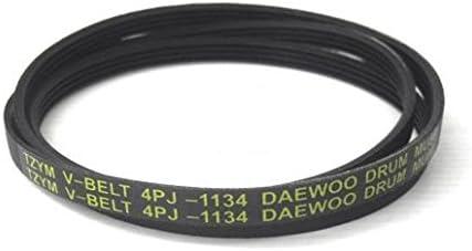DAEWOO - Correa de lavadora 4PJ-1134: Amazon.es: Hogar
