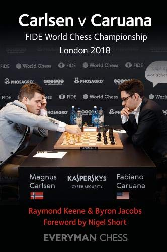 Pdf Entertainment Carlsen v Caruana: FIDE World Chess Championship London 2018
