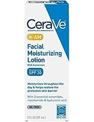 CeraVe Facial Moisturizing Lotion AM 3 oz