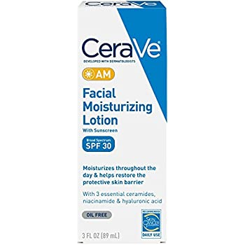 CeraVe Facial Moisturizing Lotion AM 3 oz