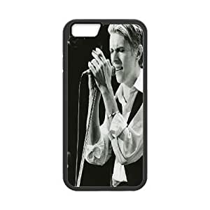 iPhone6 Plus 5.5 inch Phone Case Black David Bowie ES3TY7867068
