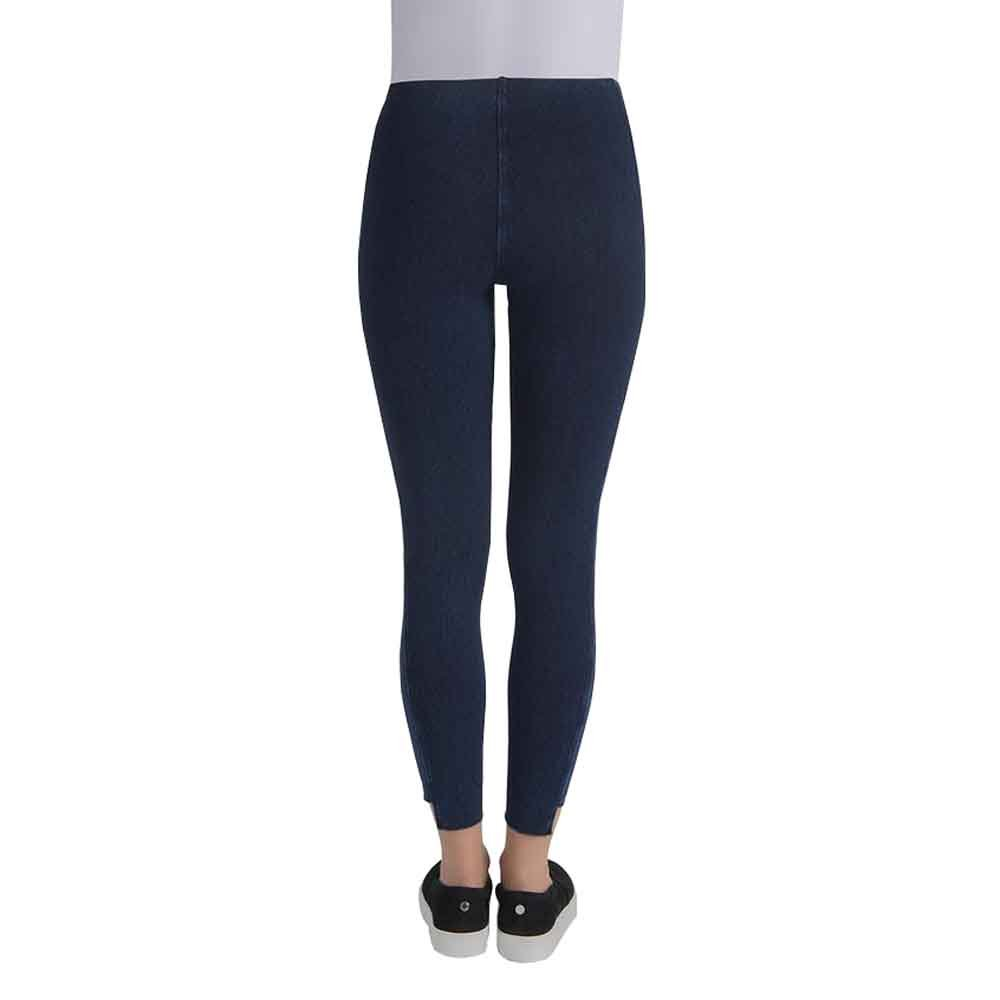 9ce89c09211b36 Lysse Women's Step Hem Denim Leggings at Amazon Women's Clothing store:
