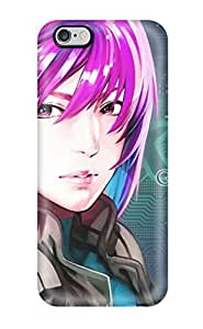 Audrill VcyESFU4213VgKCo Protective Case For Iphone 6 Plus(ghost In The Shell)