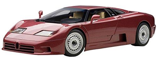 1/18 ブガッティ EB110 GT (ダークレッド) 「シグネチャーシリーズ」 70977