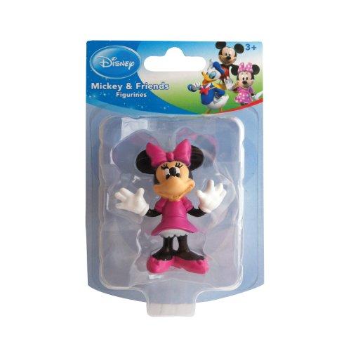 Beverly Hills Teddy Bear Company Disney Minnie Toy Figure ()