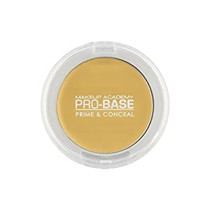 MUA - Pro-Base Prime & Conceal Correcting Cream - YELLOW by MUA LUXE