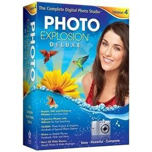photo explosion software - 3