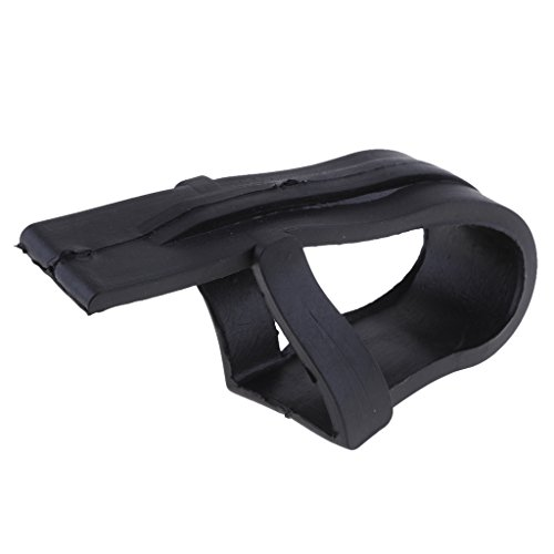Homyl Motorcycle Swing Arm Chain Rest Slider Protector for 110CC 125CC PIT Quad Dirt Bike ATV ()