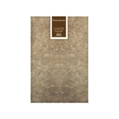 Hardboard Posterframe Frames, 27 x 39'', Clear