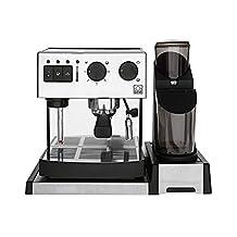 Briel Espresso machine with grinder and base
