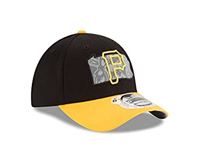 MLB Pittsburgh Pirates State Heathered NEO 39Thirty Stretch Fit Cap