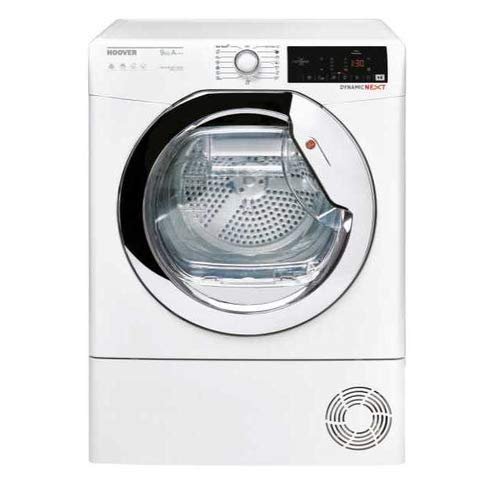 Hoover DX H9A3TCEX-S Independiente Carga frontal Blanco 9 kg A+++ ...