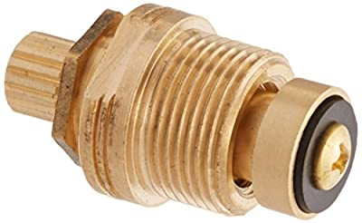 Danco, Inc. 15836E 1C-6C Stem, for Use with Central Model Ll Faucets, Metal, Brass