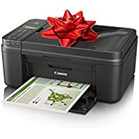 Canon PIXMA MX490 Wireless Monochrome Inkjet All-in-One Printer with Duplex (Black)