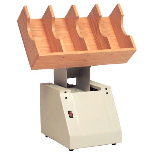 Lassco LJ-6 Table Multi-Bin Paper Jogger / Jogging Machine by Lassco