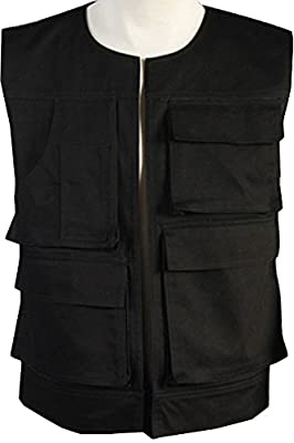 Cosplaysky Star Wars Costume Anh A New Hope Han Solo Vest