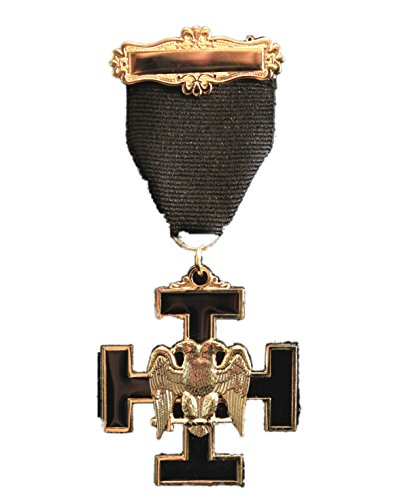 Masonic Scottish Rite Jewel - 32nd Degree Scottish Rite Jewel Freemason Masonic