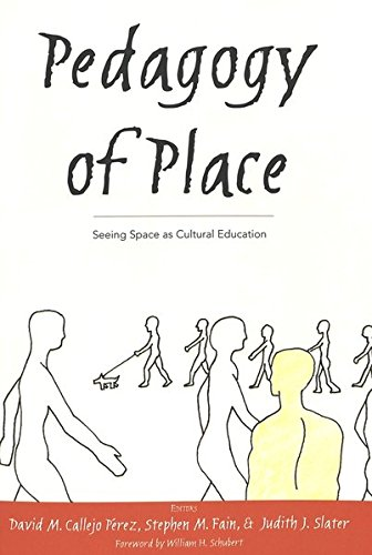 Read Online Pedagogy of Place: Seeing Space as Cultural Education (Counterpoints) pdf