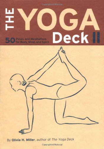 [PDF] The Yoga Deck II Free Download | Publisher : Chronicle Books | Category : Health | ISBN 10 : 081183655X | ISBN 13 : 9780811836555