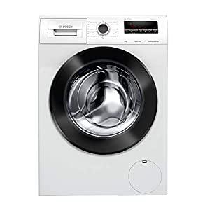Bosch 8 Kg Inverter Fully-Automatic Front Loading Washing Machine (WAJ24267IN, White)