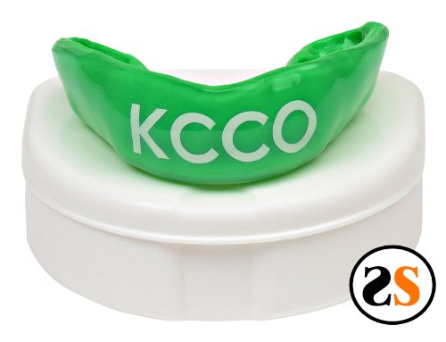 Custom KCCO Chive On Mouthguard by SportingSmiles