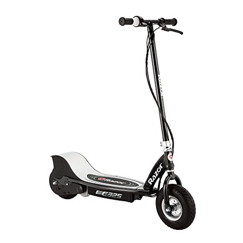Razor E325 Electric Rechargeable 24 Volt Motorized Ride On Kids Scooter, Black