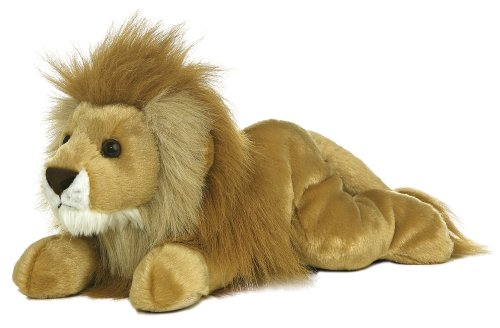 Aurora World Flopsie Leonardus Lion 12""