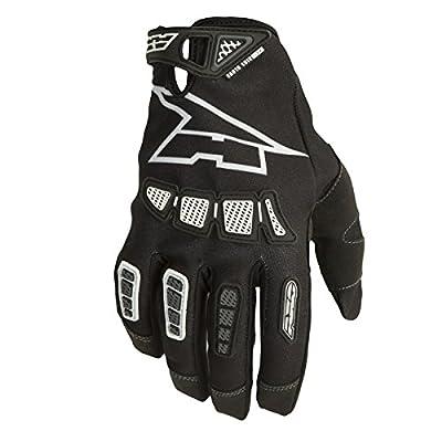 AXO Ride Gloves (Black, Size 9/Medium)