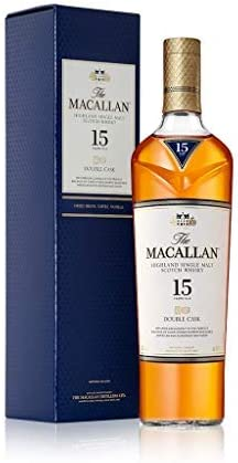 Macallan Double Cask 15 Y.O. Whisky 43% 70 Cl