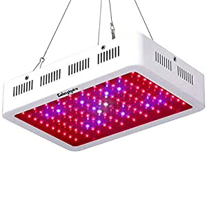 Roleadro LED Grow Light, Galaxyhydro Series 1000W Indoor Plant Grow Lights Full Spectrum with UV&IR for Veg and Flower
