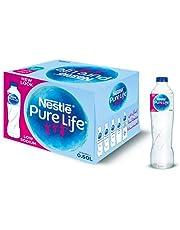 Nestle Cartons Of 20 Water Bottles- 0.60 L