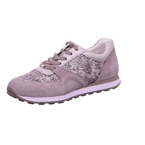 Gabor 46.366.49 - Zapatos de cordones para mujer Gris - gris