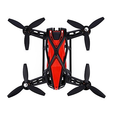 W&P LY-250 Red Bee G 5,8 emocionado FPV Racer RC Quadcopter Drone RTF , red